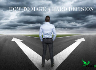 How To Make A Hard Decision