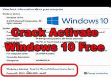 Activate Windows 10 Crack