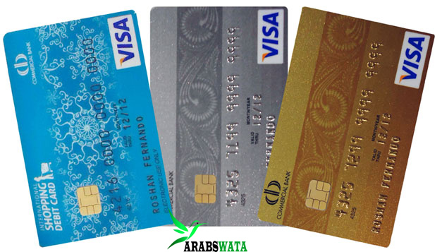 Credit cards and Debit cards