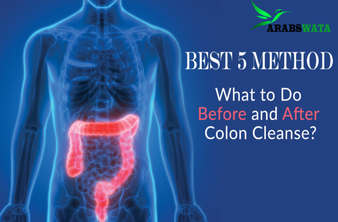 Colon cleansing Methods