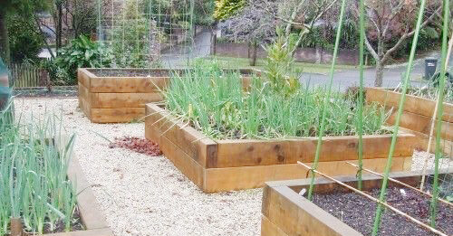 Raised Bed Gardening Designs and ideas