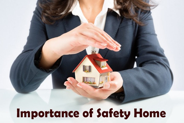 importance of safety at home