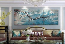 Framed Wall Art For Living Room