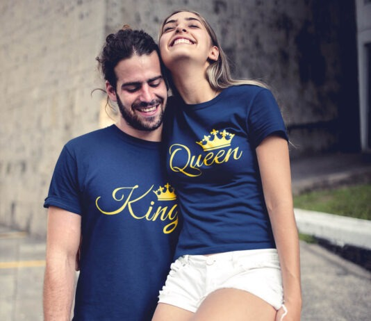 Best Couple T-Shirt